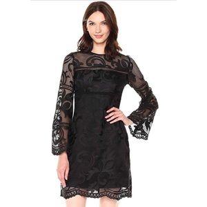 "New! Nanette Black Lace Dress ""Moody Romance"""